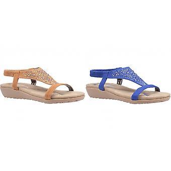 Fleet & Foster Womens/Ladies Nicosia Slingback Sandal