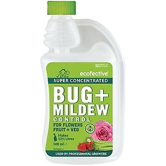 Bug & Mildew Control Konzentrat 500ml Ecofective