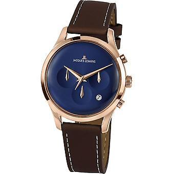 Jacques Lemans - Wristwatch - Ladies - Retro Classic - - 1-2067G