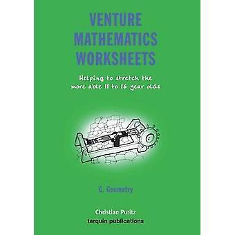 Venture Mathematics Worksheets  Geometry by Puritz & Christian