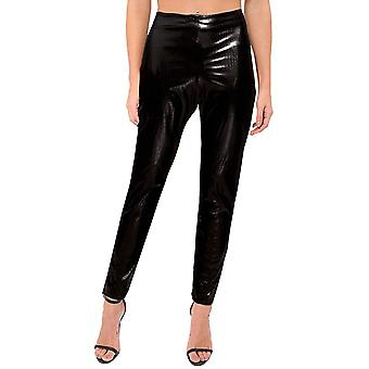 Dames Vinyl Leggings