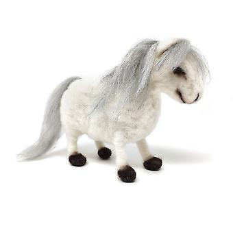 Shetland Pony Nadel Filzen Kit