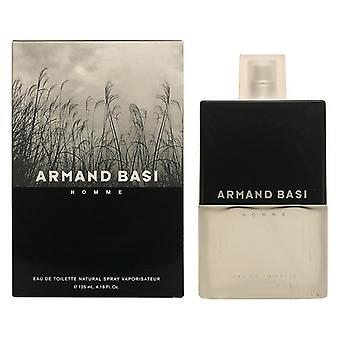 Braço de Perfume masculino e basi Homme armand Basi EDT
