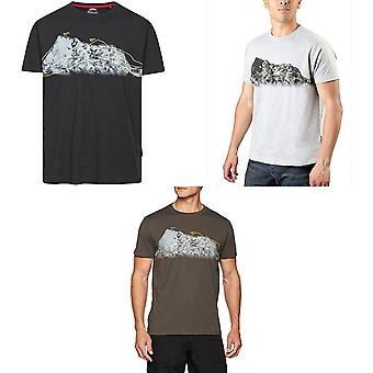 Trespass Mens Cashing Short Sleeve T-Shirt