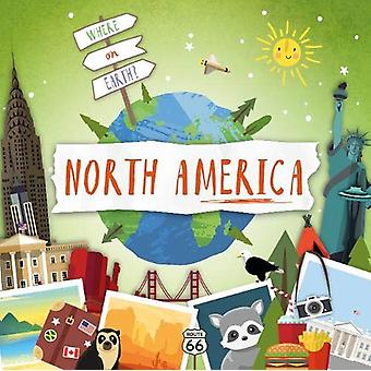 North America by Shalini Vallepur - 9781839270543 Book