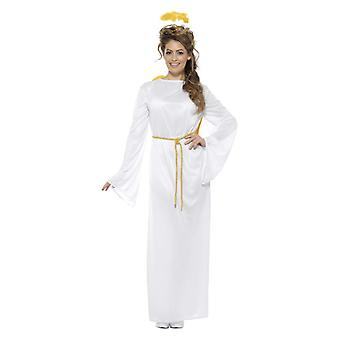 Erwachsene Angel Gabriel Fancy Kleid Kostüm