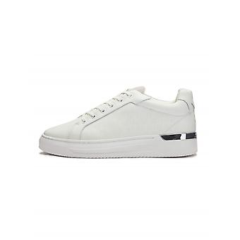 Mallet GRFTR White Mono Sneaker