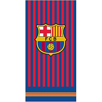 FC Barcelona Wappen StreifenTuch