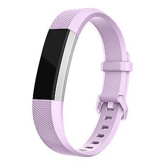 צמיד החלפה צמיד לרצועת יד להקה של להקת Fitbit אלטה & אלטה HR אבזם [סגול, קטן] לקנות 2 לקבל 1 חינם