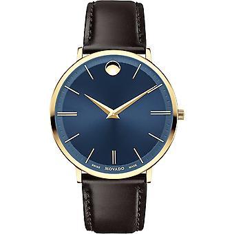 Movado 0607088 Ultra Slim Heren Horloge