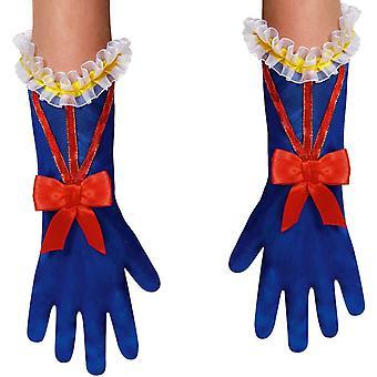 Snow White Toddler Gloves