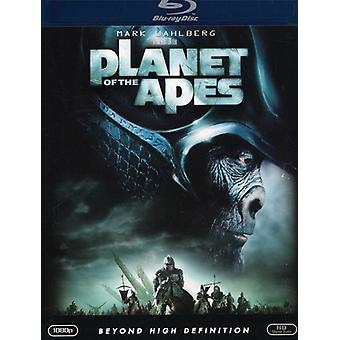 Planet of the Apes (2001) [BLU-RAY] USA import