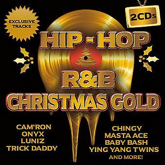 Various Artist - Hip Hop & R&B Christmas Gold [CD] USA import