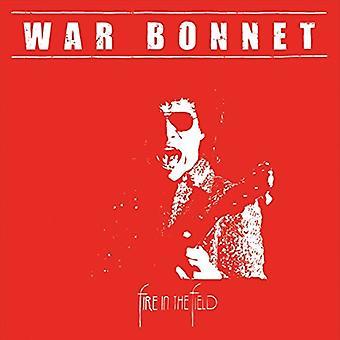 Fire in the Field - War Bonnet [CD] USA import