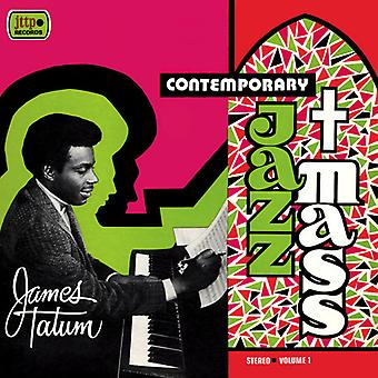 James Tatum - Contemporary Jazz Mass / Live at the Orchestra [CD] USA import