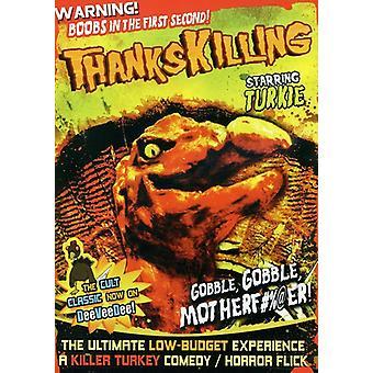 Thankskilling [DVD] USA import