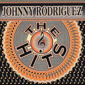 Johnny Rodriguez - Hits [CD] USA import