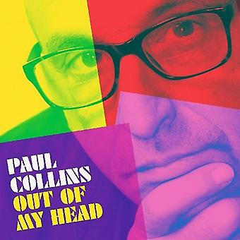 Paul Collins - Out of My Head [CD] USA import