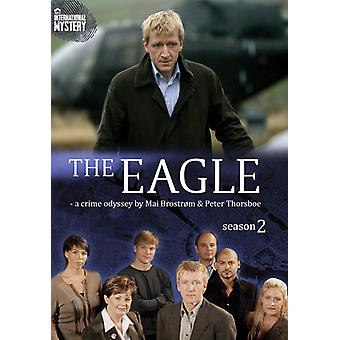 Eagle: Season 2 [DVD] USA import