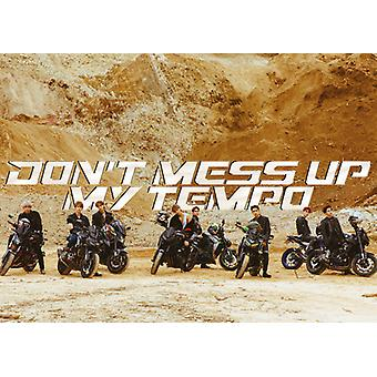 Exo - Don't Mess Up My Tempo (Moderato Version) [CD] USA import