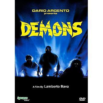 Demons [DVD] USA import