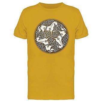 Epona Celtic Goddess Tee Men's -Image di Shutterstock