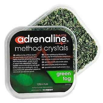 Adrenalin krystaller - Gul Tåge (125Ml Tub) Natural