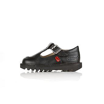 Kickers Kick T I Core Black 1Kf0000765Btw Toddlers Shoes Boots