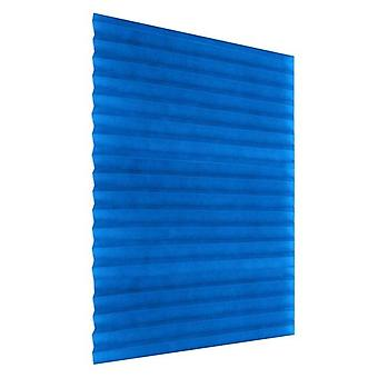 Self Adhesive Pleated Blinds Half Blackout Bathroom Windows Curtains Shades