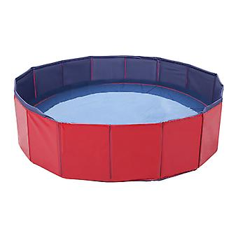 Indoor Outdoor Pet Swimming Pool Foldable Bathing Tub