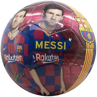 Barcelona Messi Photo Football