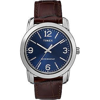 TW2R86800, Classics Timex Style Herrenuhr / Blau