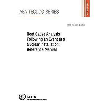 Root Cause Analysis Following An Event At A Nuclear Installation: Reference Manual