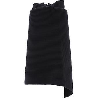 Sacai 05282001 Femme-apos;s Jupe en laine noire