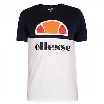 Ellesse Arbatex T-skjorte Marineblå/Hvit
