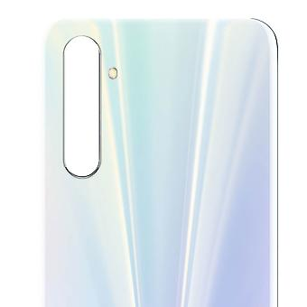 Replacement Battery Cover for Realme 6 Battery Back Cover - White