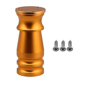 10cm Zlato nastaviteľná hliníková skrinka noha