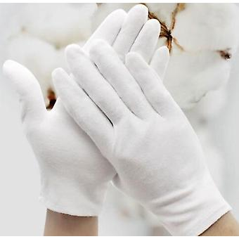 Natural Soft, Lint-free Inspection Cotton Gloves