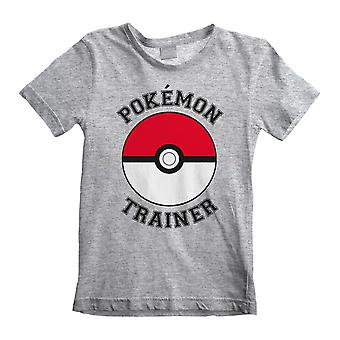 Pokemon Childrens/Kids Pokeball T-Shirt