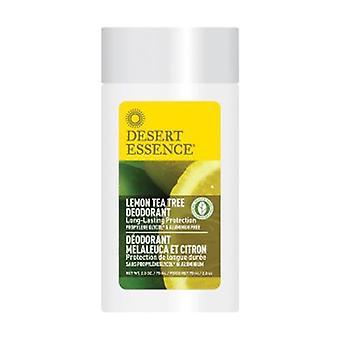 Teepuu ja sitruuna deodorantti 70 ml
