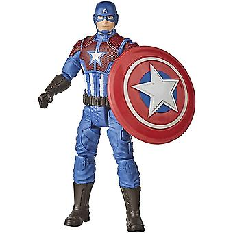 Avengers Gamer 6-inch Captain America Action Figuur
