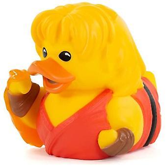Tubbz Street Fighter Ken Collectible Rubber Duck Figure Kids Speelgoed