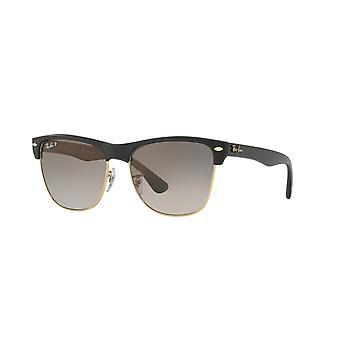 Ray-Ban RB4175 877/m3 Demi Gloss Svart/Grå Gradient-polariserade mörkgrå solglasögon