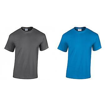 Gildan Volwassenen Unisex Heavy Cotton T Shirt