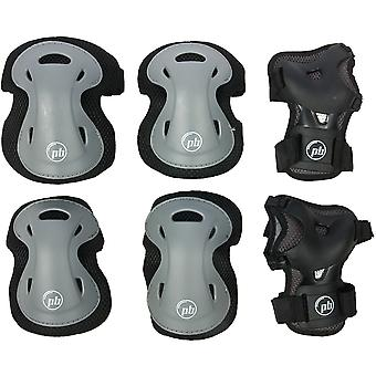 A set of protectors for inline skates, skateboards and scooters Katana RL