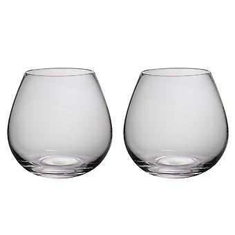 iKONIC 50cl Set of 2 Stemless Glasses