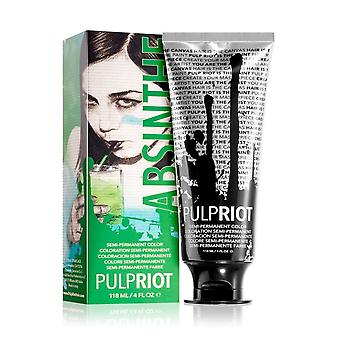 Pulp Riot Semi Permanent Cruelty-free & Vegan Hair Dye - Absinthe 118ml