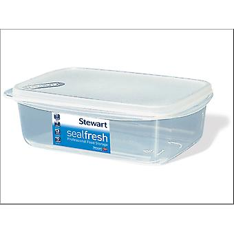 Stewart Snack Box Clear 0.75L 1375