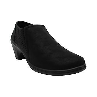 من السهل شارع المرأة & ق الأحذية من الدرجة اللوز توب أحذية أزياء الكاحل