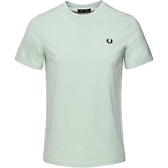 Fred Perry Crew Hals Ringer T-shirt M3519 D54